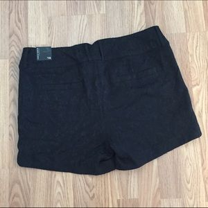 Pants - Torrid Black Jacquard Short Shorts Coming Soon